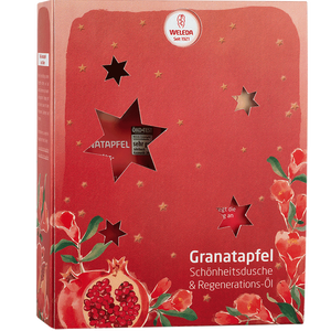 Bild: WELEDA Pflegeset Granatapfel