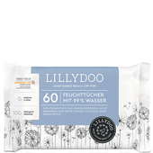 Bild: LILLYDOO Feuchttücher mit 99% Wasser