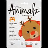 Bild: masque BAR Pretty Animalz Tuchmaske Rentier