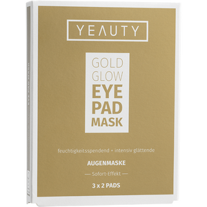 Bild: YEAUTY GOLD GLOW Augenmaske