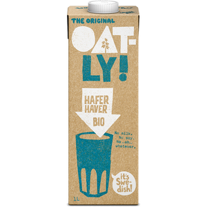 Bild: Oatly Hafer Drink Bio