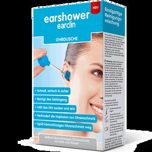 Bild: earshower earclin Ohrdusche