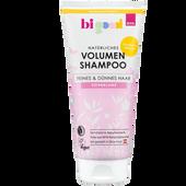 Bild: bi good Volumen Shampoo Kornblume