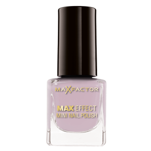 Bild: MAX FACTOR Max Effect Mini Nagellack chilled lilac