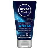 Bild: NIVEA Hair Care aqua gel Wet Look