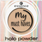 Bild: essence my must haves holo powder Lidschatten 01