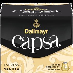Bild: Dallmayr capsa Vanilla Espresso