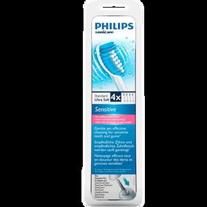 Bild: PHILIPS Sonicare Bürstenkopf Sensitive