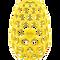 Bild: COGNIKIDS GRIP Babyflaschen-Greifer gelb