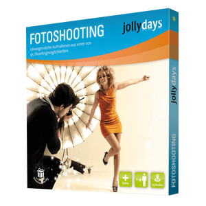 Bild: Jollydays Fotoshooting Box