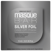 Bild: masque BAR Silver Foil Peel-off Maske Pod