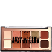 Bild: NYX Professional Make-up Away we glow Palette