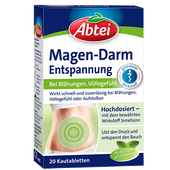 Bild: Abtei Magen-Darm Entspannung Kautabletten