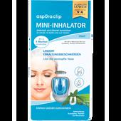 Bild: aspUraclip Mini-Inhalator med