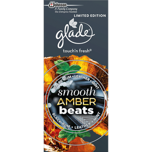 Bild: Glade by Brise Raumspray Smooth Amber Beats Limited Edition