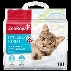 Bild: ZooRoyal Hygienestreu