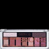 Bild: Catrice The Blazing Bronze eyeshadow