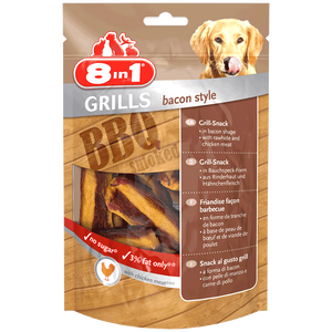Bild: 8in1 Grills Bacon Style Grill-Snack