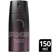 Bild: AXE Black Night Bodyspray
