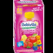 Bild: Bebivita Kinder Spaß Erdbeere in Apfel-Birne