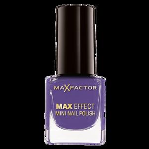 Bild: MAX FACTOR Max Effect Mini Nagellack purple haze