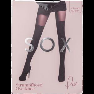 Bild: SOX Strumpfhose Overknee 60 DEN