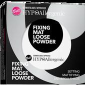 Bild: HYPOAllergenic Fixing Mat Loose Powder