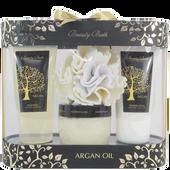 Bild: Beauty Bath Pflegeset Argan Oil