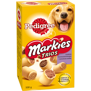 Bild: Pedigree Markies Trios