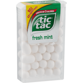 Bild: tic tac fresh mint