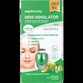 Bild: aspUraclip Mini-Inhalator fresh