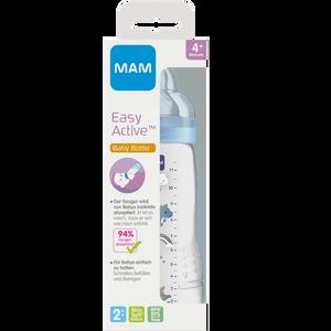 Bild: MAM Easy Active Baby Bottle 330ml Fairy Tale - Babyflasche Blau