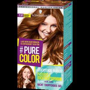 Bild: Schwarzkopf Pure Color Coloration karamellkrokant