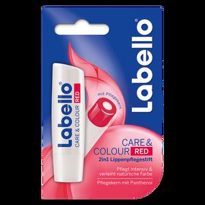 Bild: labello Care & Colour Red
