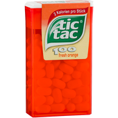 Bild: tic tac 100 fresh orange