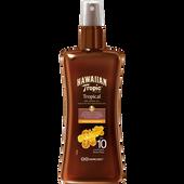 Bild: Hawaiian Tropic Tropical Dry Spray Oil LSF 10