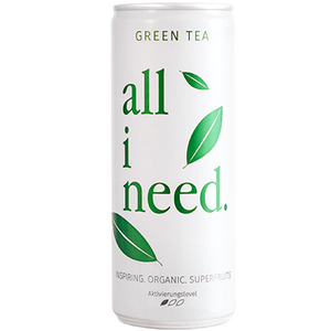 Bild: all i need. Green Tea