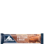 Bild: Multipower Protein Layer Caramel Peanut Crunch