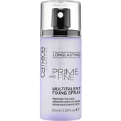 Bild: Catrice Prime and Fine Multitalent Fixing Spray
