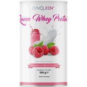 Bild: GYMQUEEN Queen Whey Raspberry Yoghurt