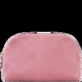 Bild: LOOK BY BIPA Velvet Kosmetikbag Rose