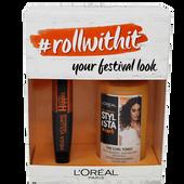 Bild: L'ORÉAL PARIS Coffret #rollwithit - your festival look