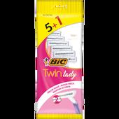 Bild: BIC Twin Lady Precise Rasierer