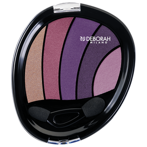 Bild: DEBORAH MILANO Perfect Smokey Eye Palette violet