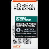 Bild: L'ORÉAL PARIS MEN EXPERT Hydra Sensitive Birkensaft Pflege