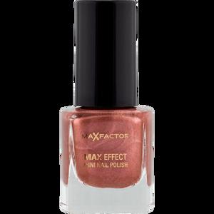 Bild: MAX FACTOR Max Effect Mini Nagellack elegant mauve