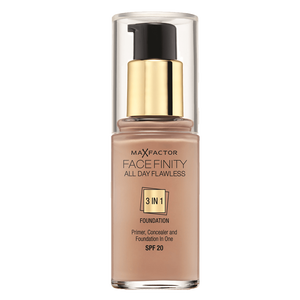 Bild: MAX FACTOR Facefinity All day flawless 3in1 Foundation golden