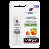 Bild: Neutrogena Lippenpflege mit Nordic Berry