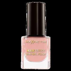 Bild: MAX FACTOR Max Effect Mini Nagellack pretty in pink