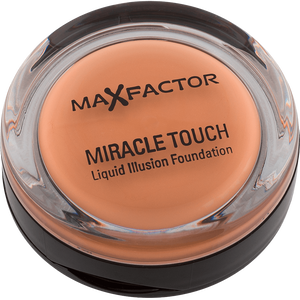 Bild: MAX FACTOR Miracle Touch Foundation bronze